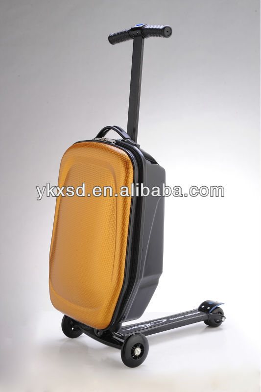 2012 NEW design luggage scooter