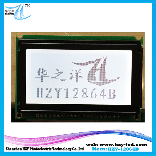 Good Reasonable Price 12864 LCD Modules For India Market China Homeland Graphic