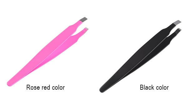 Sofeel Hot Sale Personalized Custom Eyebrow Tweezers