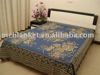cheap Cotton and polyester bedsheet