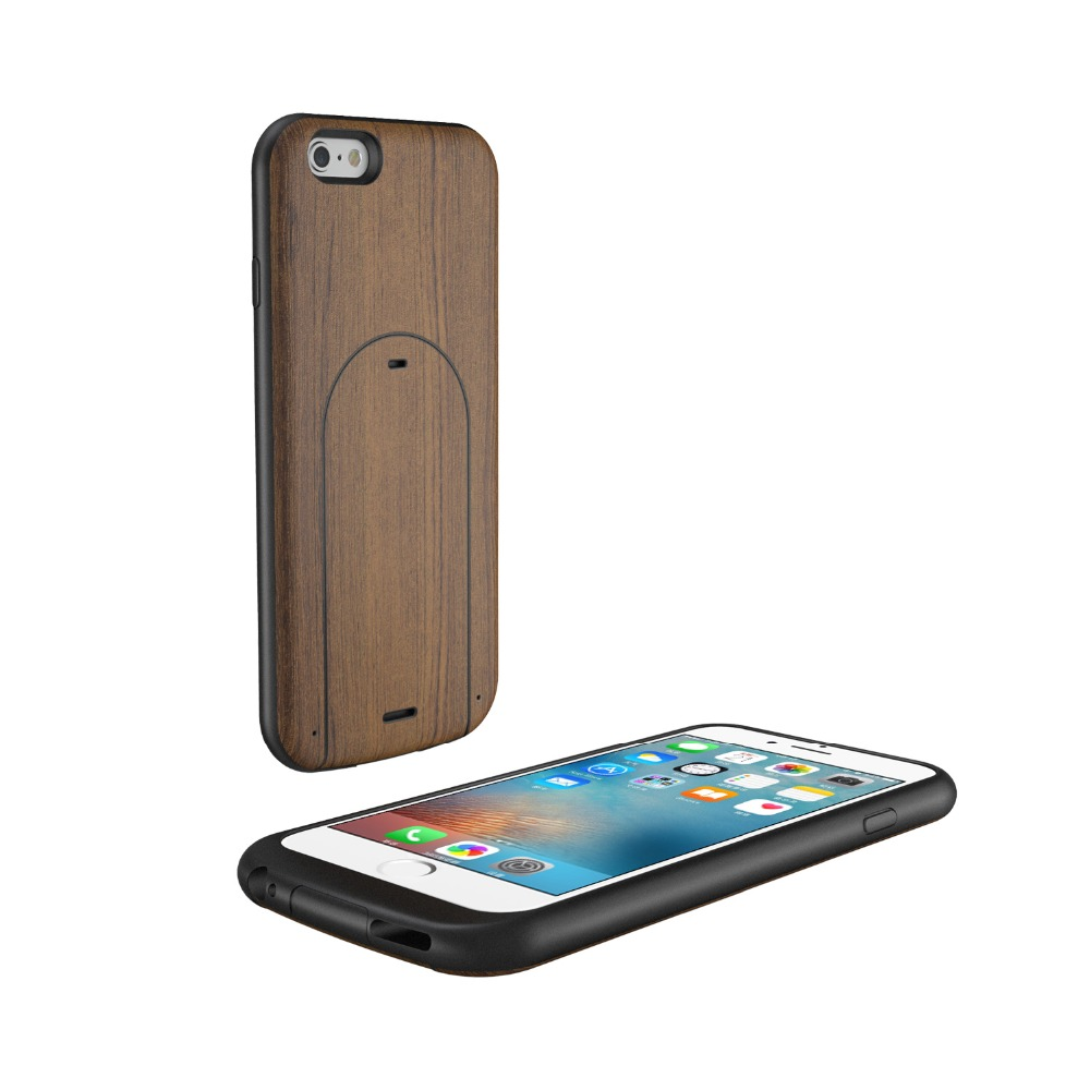 1A Wireless Charging Receiver Case Phone Cover for iPhone 6 6s