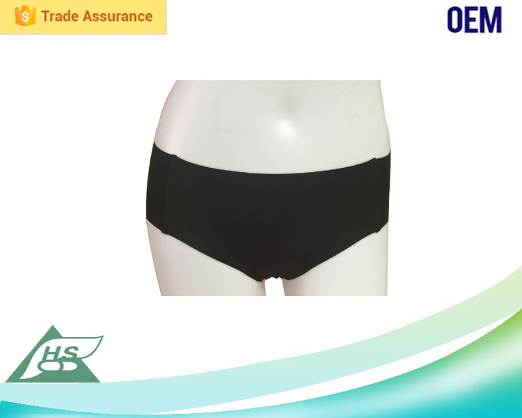 Professional design plus size sanitary underwear for women