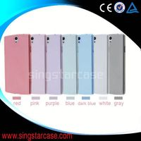 High quality cell phone cases ultra thin tpu back cover case for htc ONE M7