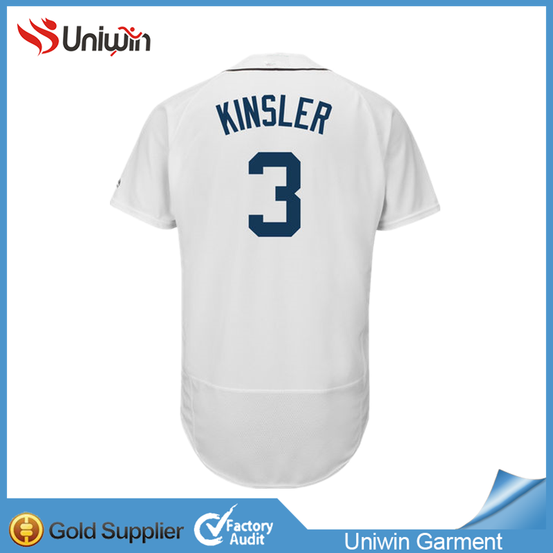 Kinsler cheap wholesale fashion baseball jersey stylish t shirt baseball