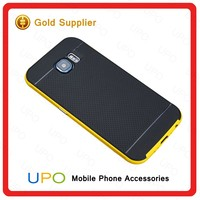 [UPO] Shock-Proof Heavy-Duty Armor PC+TPU Cell Phone Case for Samsung Galaxy S6