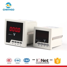 Single phase 12v 400v voltmeter reasonable analog voltmeter price
