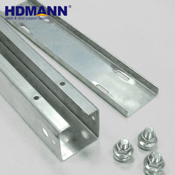 Hot Dipped Galvanized Outdoor Cable Trunking Size