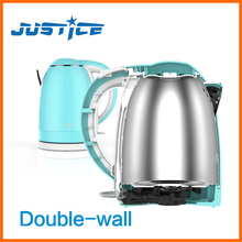 Electric fast stainless steel kettle kitchen home appliance 1.7L lowest price