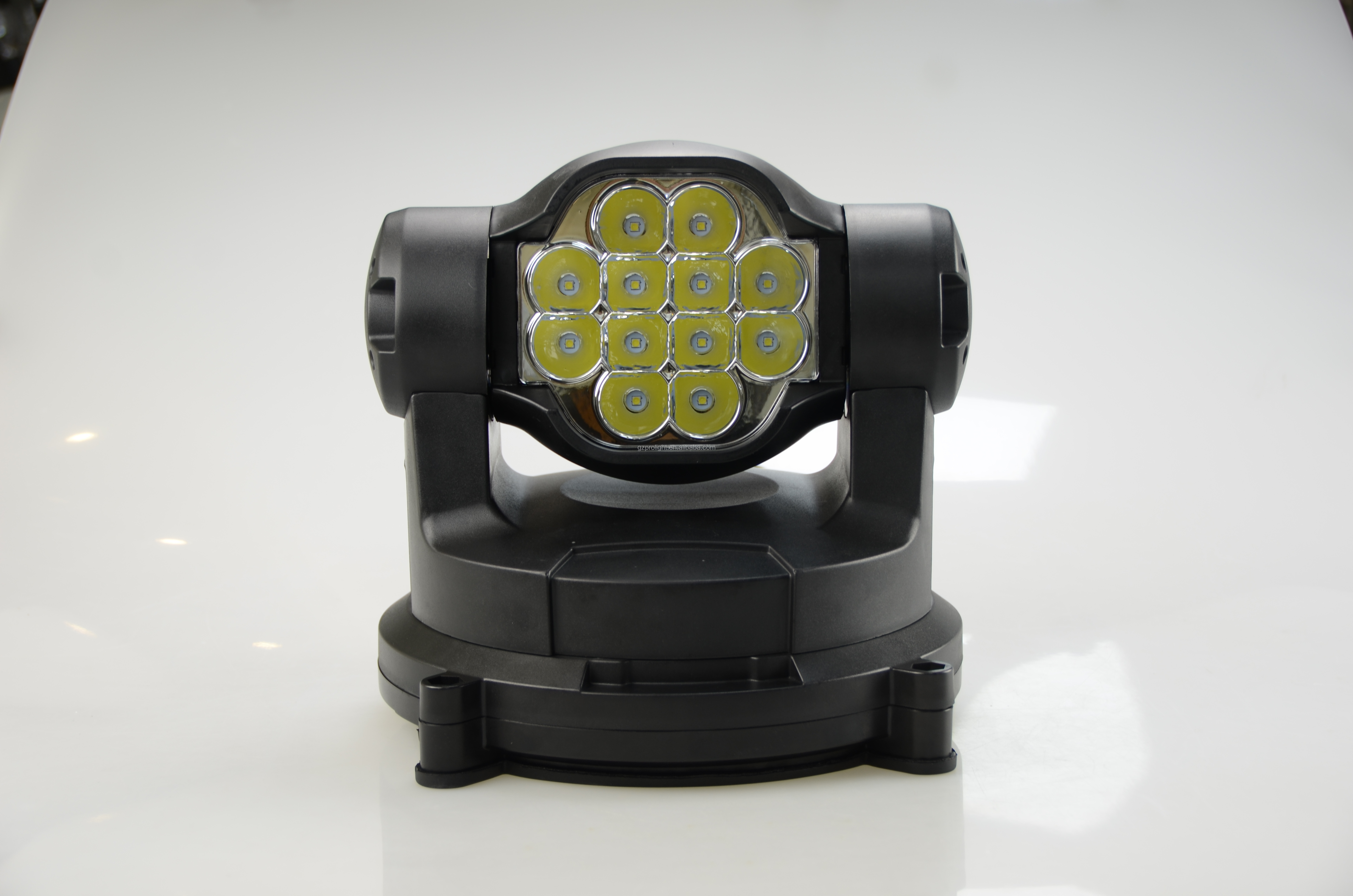 60 W Led Search Light With Remote Control  From 25 Years Manufacturer In China_ XT3099