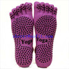 Hot Selling Adult Girl Women Socks With Rubber Soles Anti Slip Socks