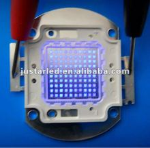 High power 100W 460nm to 470nm royal blue led diodes aquarium light