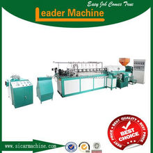 YS-FPW75 plastic machine EPE foam apple or other fruits net extrusion line