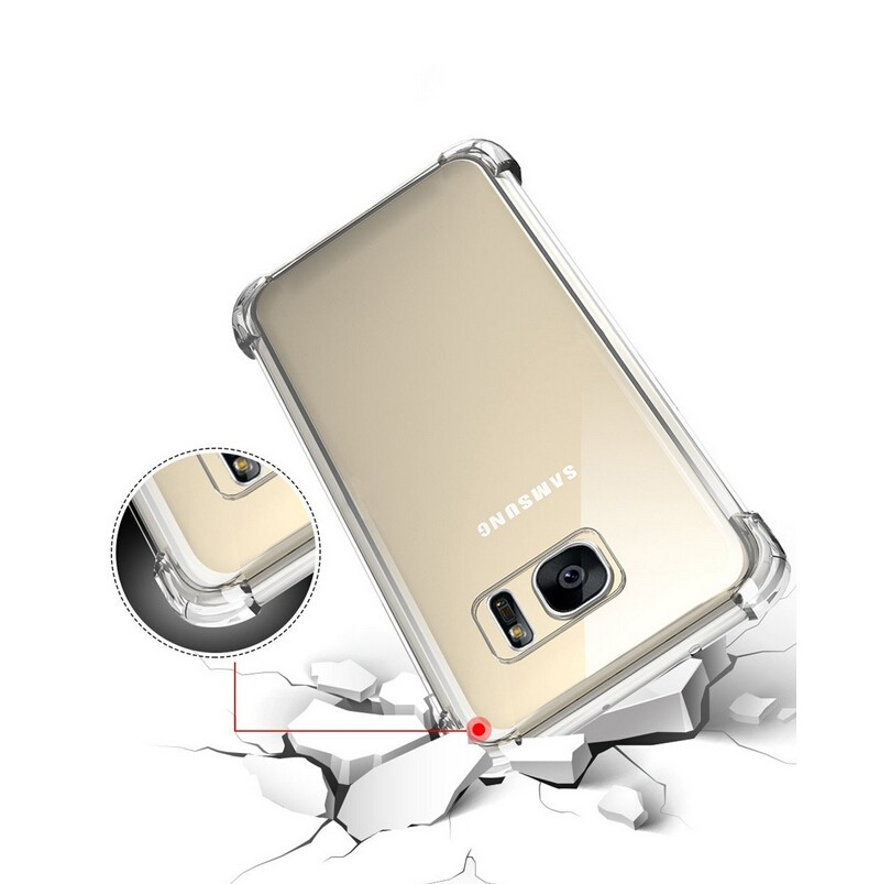 Clear hybrid TPU PC case for Samsung galaxy S5