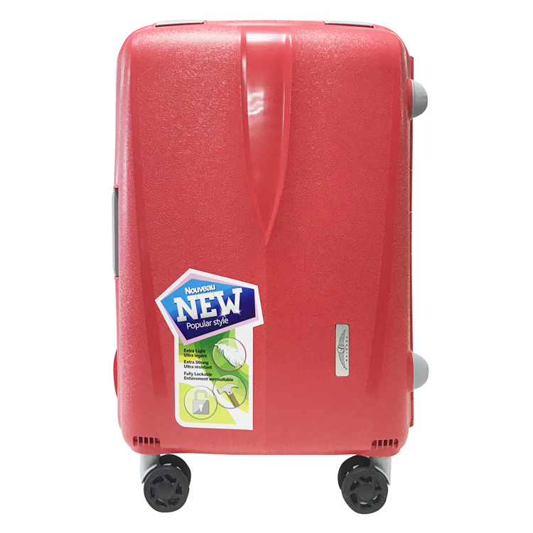 Pp Trolley Customized Trolley Case Bag