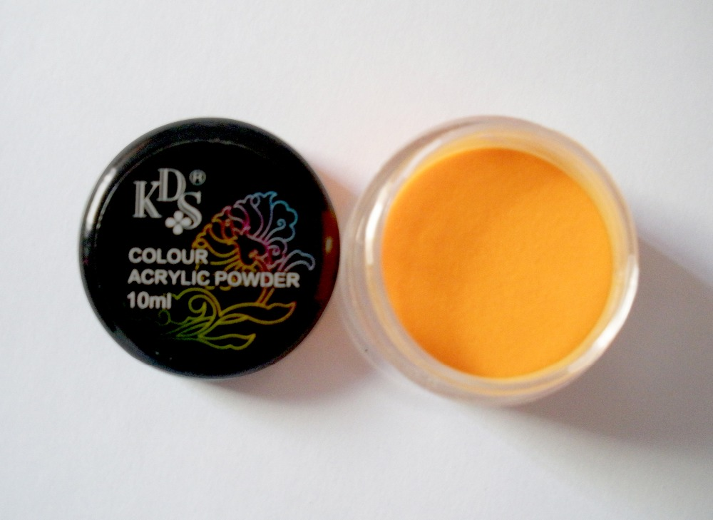 kds color cover acrylic powder colorful dipping powder for nail art