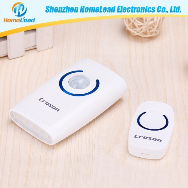 Beauty is generous Voice clear Over a long distance 3.2V-5.5V 433.92MHz funny doorbell