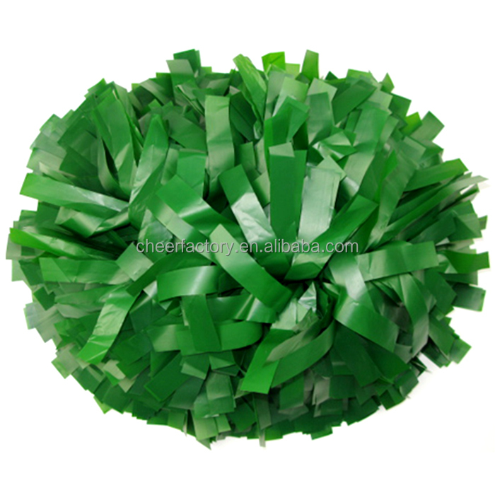 Cheer leading pom poms for wedding decorations wholesale cheerleader pompon