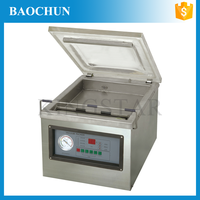 single chamber table type vacuum pack machine DZ300A