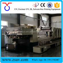 CE Certified High Quality uv dryer system printing equipment for offset printing Machine Komori 40