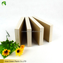 Green hot sale wpc pvc boards wpc composite marine board