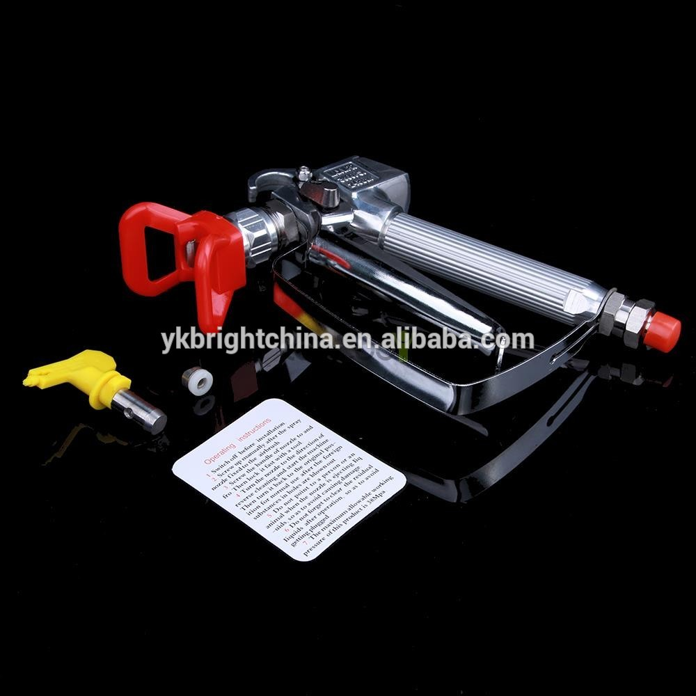 LX80 Hot Selling 3600 PSI Airless Spray Gun for GR TItan WGR Paint Sprayers With Spray Tip 517