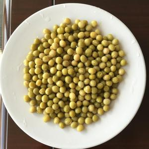 Canned Vegetables Brine Green Peas in Tin