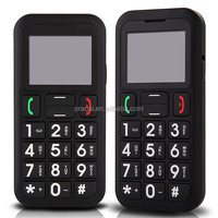 new products 2016 senior cell phone big button mobile phone