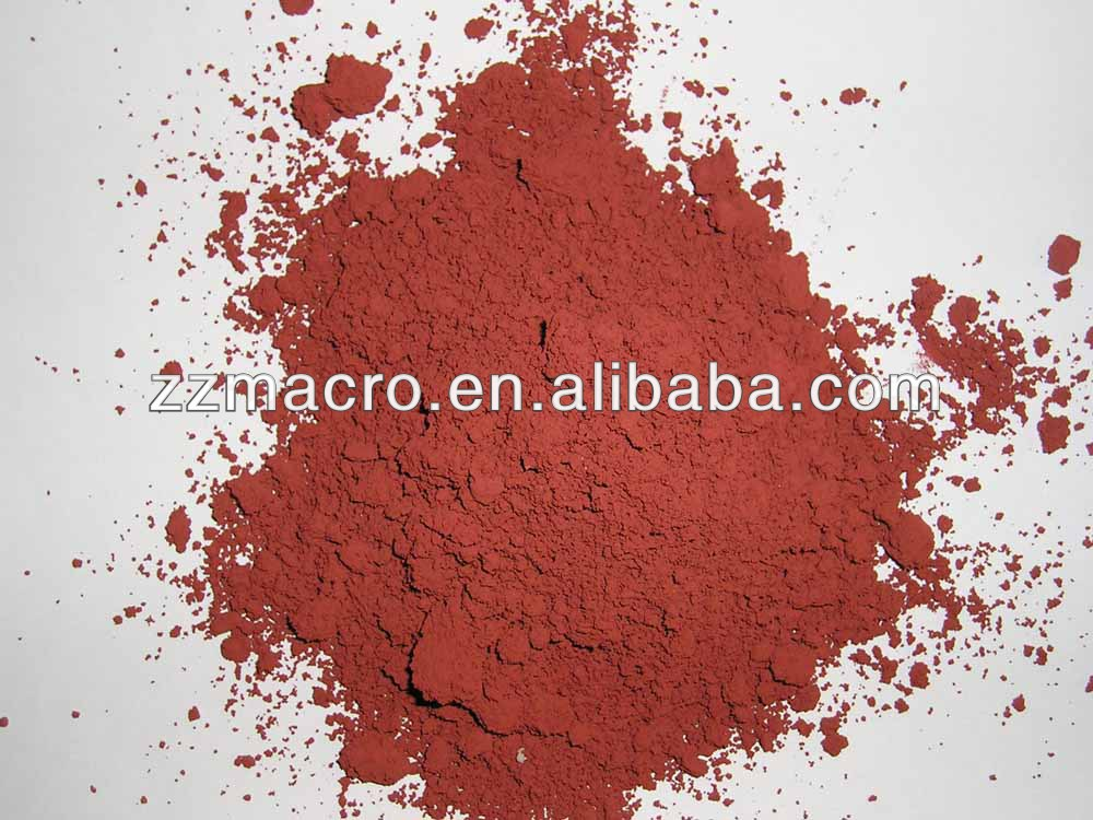 factory directly best offer for Iron oxide red Y101