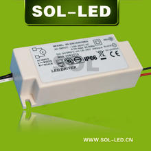 Constant Current LED Driver 24W 700mA IP67 Waterproof 3-5 years warranty