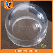 2016 CNC Machining Transparent PMMA Plastic Prototype