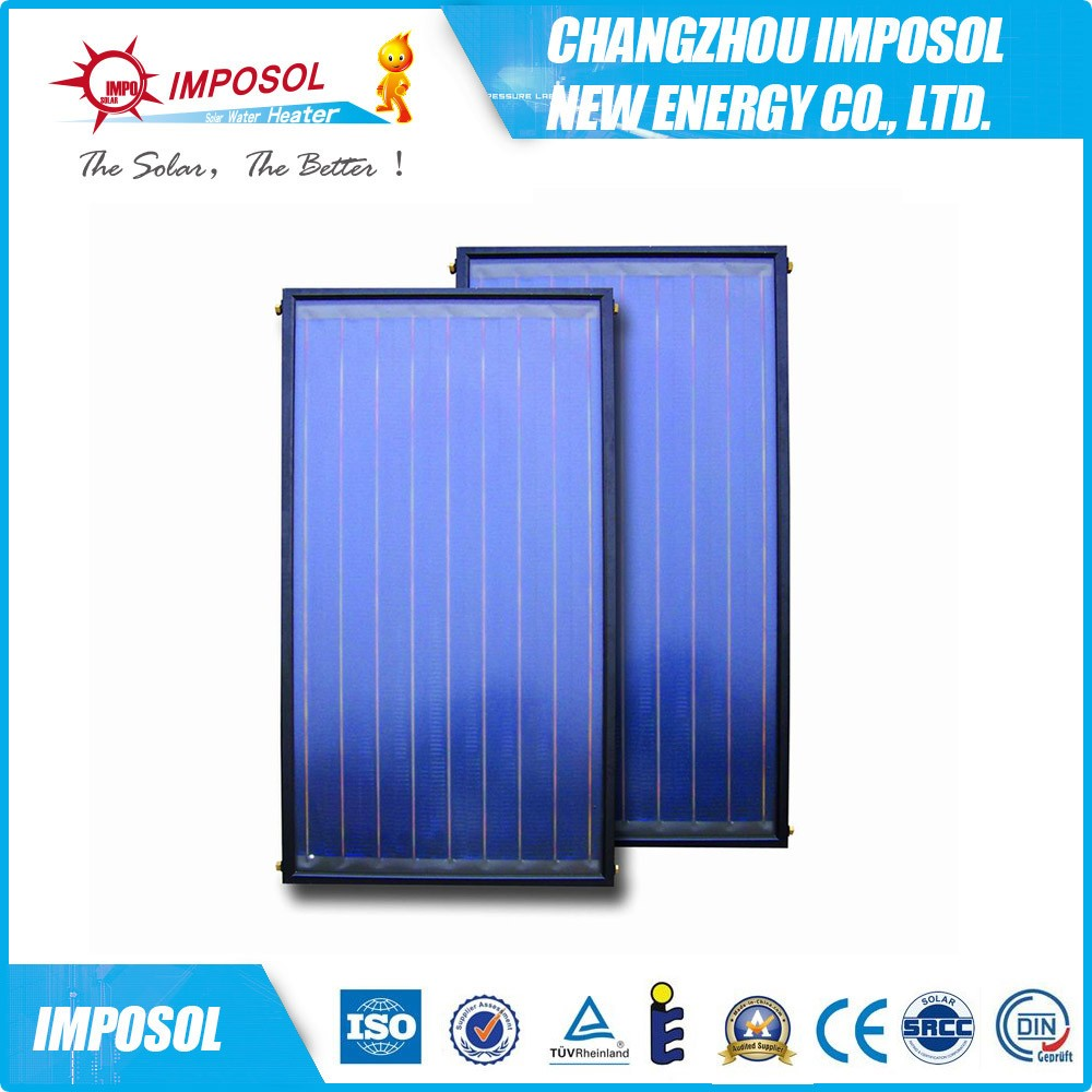 flat plate collector solar heat pipe, vacuum collectors solar