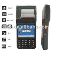 pda with mobile printer 2 inch thermal