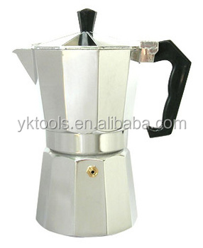 stove top aluminum coffee maker