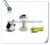 E Cig steel atom cloud atomizer stainless steel genesis atomizers