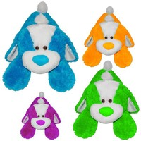 ICTI Audited Factory plush soft toy puppy dog
