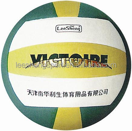 Excellent quality of microfiber compisite PU leather size 5 volleyball