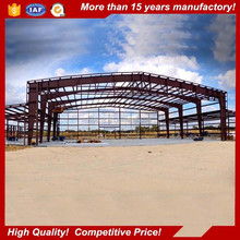 construction industrial steel structure for airport building