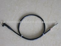Speedometer cable for motorcycle