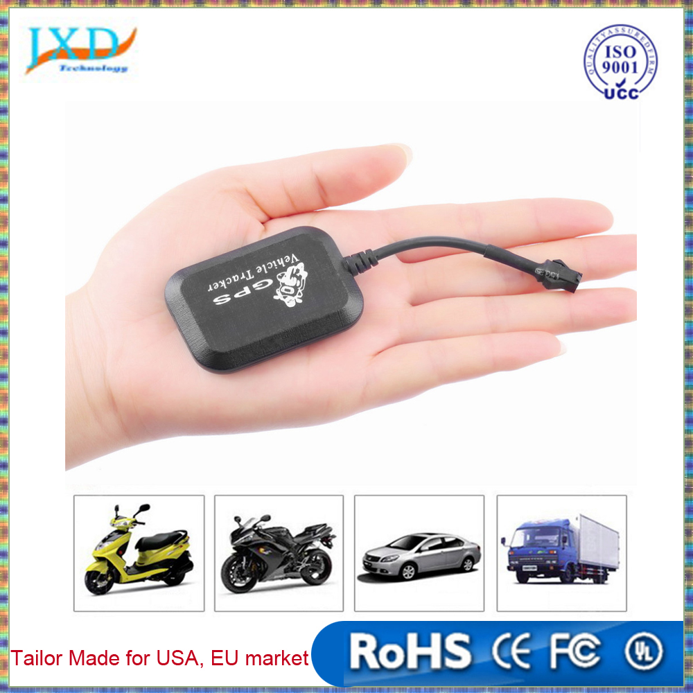 Mini GPS GPRS GSM Realtime SMS Network Vehicle Tracker Bike Vehicle