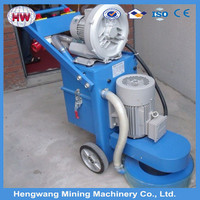 grinder for concrete floor grinding / polishing / vacuuming