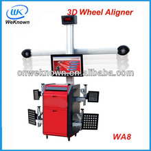 3D Wheel Aligner With CE & ISO Certificate