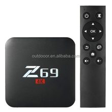 Tanix Z69 4K UHD Smart Android 6.0 Amlogic S905X Penta Core 1.5GHz TV BOX Player