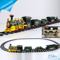 Electric Toy Rail Train for Kids to Play