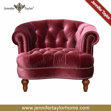 Jennifer Taylor newly developed classic household small sofa chair