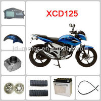 motorcycle parts for Bajaj XCD 125