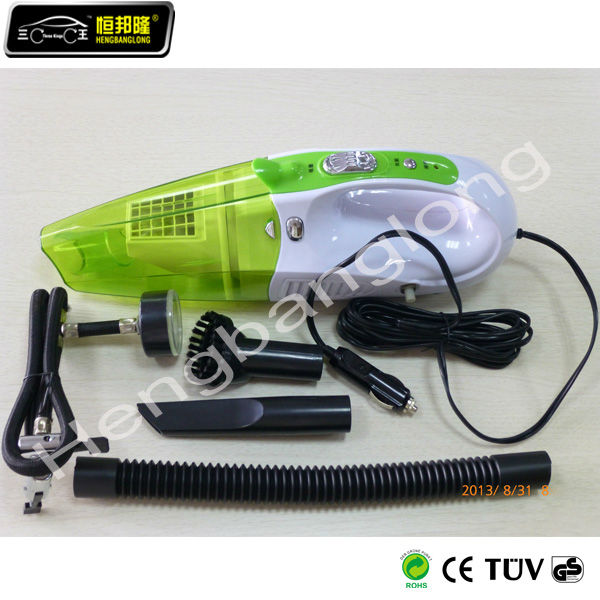 DC 12v car vacuum cleaners for pet hair