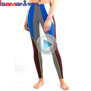High quality ladies sexy fitness yoga sports wear from China