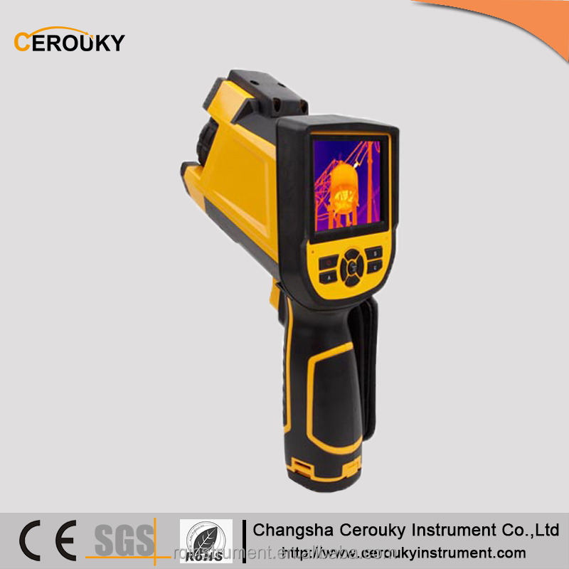 CR350 Industrial handheld infrared thermometer Camera with USB thermal imager
