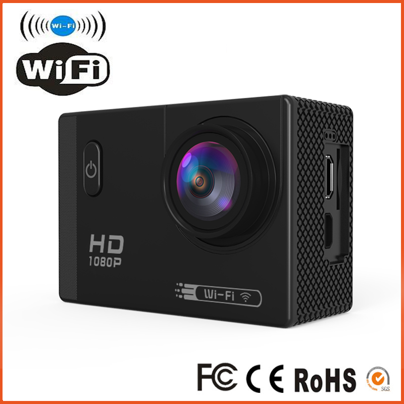 F71 Full HD 1080P 30 FPS Outdoors Extreme Underwater Video Camera