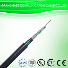 2017 fiber optic cable price per meter GYTA53 hot sale cable